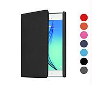 Geschäfts Original-Cover Hülle für intelligentes Argument für Samsung Galaxy Tab 8.0 einen T350 / Tab 9.7 T550 Tablet-Fall