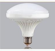50W E26/E27 Круглые LED лампы A60(A19) 60 SMD 5730 2700 lm Холодный белый Декоративная AC 220-240 V 1 шт.