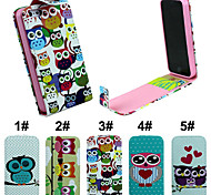 New Flip-Open PU Leather Phone Full Body Case with Card Slot for iPhone 5/5S