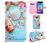 Rhinestone Colorful Card with Bracket Shell Holster Around Open for S5/ S6/S6Edge/S6Edge plus