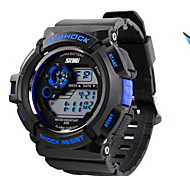 Men's Watches Outdoor Waterproof And Shockproof Multifunctional Climbing Diving Electronic Watch