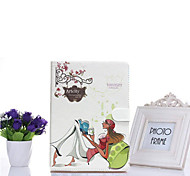 Cartoon Umbrella PU Leather Case Cover for iPad Air(Assorted Colors)
