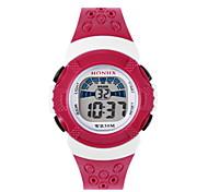 FREESHIPPING горячие продукты высоких технологий 5colors Мужская мода водонепроницаемый электронные часы