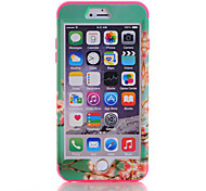 3-in-1 Design Nationality Pattern Protective Hard Case Mobile phone for iPhone 6S Assorted Color