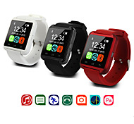 Bluetooth smart watch U8 Wrist Watch U smartWatch for Samsung S4/Note2/3 HTC LG Xiaomi Android Apple Phone Smartphones