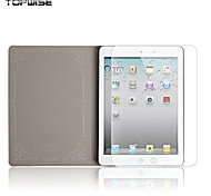 Topwise® 9H Hardness 0.3mm Thin 2.5D edge Anti-Scratch Shock-proof Tempered Glass Screen Protector for iPad Air