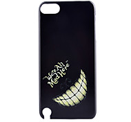 Smile  Pattern Hard Case for iTouch 5