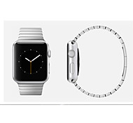 2015 Newest Link Bracelet Stainless Steel Watchband  With The Connector for Apple Watch 38mm/42mm Assorted Colors