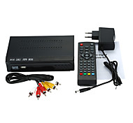 510 incrustado demodulador HD DVB-S2 receptor digital de difusión de vídeo por satélite set-up cuadro compatible con DVB-s / MPEG-4