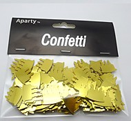 decoração do partido confetti-cake -cft056
