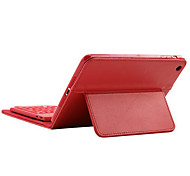 PU Leather Case with Keyboard for iPad Mini 1/2/3(Assorted Colors)