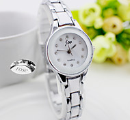 Personalized Gift Ladies Fashion Exquisite Metal Watch