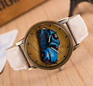 Reloj Mujer Retro Colorful Jeans B  Wistwatches For Boys   Girls Quartz Br  New Watches of Classic Car Pattern Dial