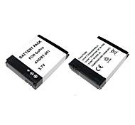batteria Conveniente Per Gopro Hero 1 / Gopro Hero 2 , bianco N/D