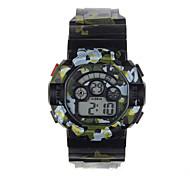 men's  fashion Waterproof electronic watch