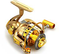 Mulinelli per spinning 5.5:1 10 Cuscinetti a sfera Intercambiabile Spinning - HF1000/HF2000/HF3000/HF4000 N/A