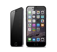 anti-espía endurecido protector de pantalla de cristal para iphone 6s / 6