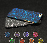 Starry Sky Glitter Ultra Thin Slim Frosted Dimensional Stars Case Cover for iPhone 6s 6 Plus