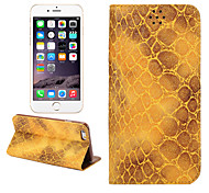 New Rain Stone Pattern PU Leather Case Card Slots with Holder for iphone 6 6S (Assorted Colors)