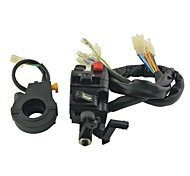 Motorcycle Left Right Handle Bar Electrical Switch for Thai Honda DC 12V