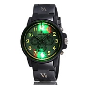 The New Cool Personality Luminous Watch Dial Color Digital Scale