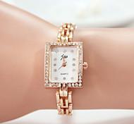 ceinture en acier de la mode femme quartz jw montre-bracelet