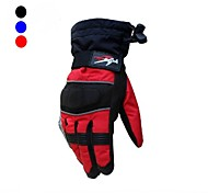Full-finger Gloves / Winter Gloves Unisex / Men'sWaterproof / Keep Warm / Protective / Windproof / Anti-skidding / Wearproof / Snowproof