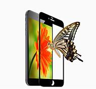 protetor de tela de lcd vidro ótico auto-adesivo para Apple iPhone 6s / 6 branco