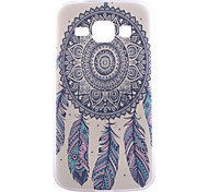 Dream Catcher Pattern PC Hard Back Cover Case for Samsung Galaxy J1/G530/G360/G386f