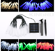 Solar Outdoor Light 5M 20LED String Light for Christmas Wedding Party Light