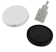 I-WC-WC1-ip Wireless Charger Set for iphone6/6plus/5S/5(Black/White)