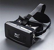 VR Virtual Reality magnet Control 3D Glasses for 3.5~6 Smartphone RITECH II