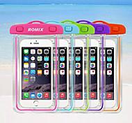 Outdoor Activities Unisex Waterproof Fluorescent Phone-For Iphone6(Assorted Colors)