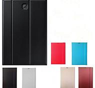 caja elegante cubierta original negocio capa párrafo de caja de la tableta 8.0 / T710 Galaxy Tab de Samsung s2 9.7 T810 / tab s2