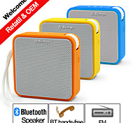 Besteye®G-806 Portable Speaker Silica Cover with FM AUX for Iphone/Samsung/PC/MP3/MP4 1200mAh Wireless Bluetooth Speaker