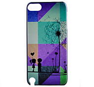 Dandelion  Pattern Hard Case for iTouch 5