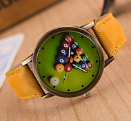 Reloj Mujer Retro Colorful Jeans Band Wristwatches For Boys And Girls Cowboy Style Quartz Top Brand  Watches