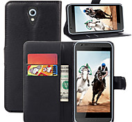 Wallet Flip PU Leather Cell Phone Case Cover For HTC Desire 826/Desire 816/Desire 820 mini