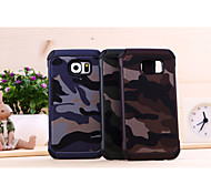 Disruptive Pattern Drop resistance PC Mobile phone for Samsung Galaxy S6/S5/S6edge Assorted Color