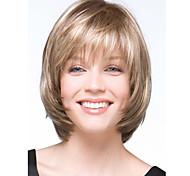cabelo curto peruca moda de qualidade superior das mulheres com pleno estrondo melhor venda