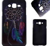 Painted PC Phone Case for Galaxy J5/J7
