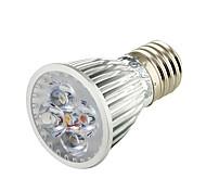 5W E26/E27 Spot LED A50 5 LED Haute Puissance 450 lm Blanc Chaud Décorative AC 100-240 / AC 110-130 V 1 pièce