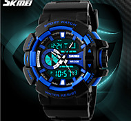 skmei® résistant analogique sport numérique calendrier montre des hommes / chronographe / alarme / eau