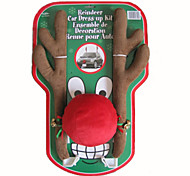 LORCOO®Original Reindeer Vehicle Costume with Jingle Bells