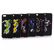 Metal PC Motorcycle Europe and America  Mobile phone Case for iPhone5/5S