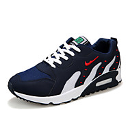 Men's Running Shoes Tulle Black / Blue / Gray
