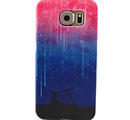 Star Pattern TPU Material Hemming Soft Phone Case for Samsung Galaxy S3/S3MINI/S4/S4MINI/S5/S5MINI/S6