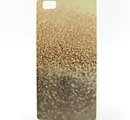 glänzen Sand Malerei-Muster-TPU weicher Fall für Huawei p8 lite