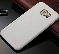 Silk Pattern PU Leather Soft Leather for Samsung Galaxy S6(Assorted Colors)