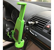 Phone Holder Stand Mount Car Air Vent 360° Rotation Plastic for Mobile Phone